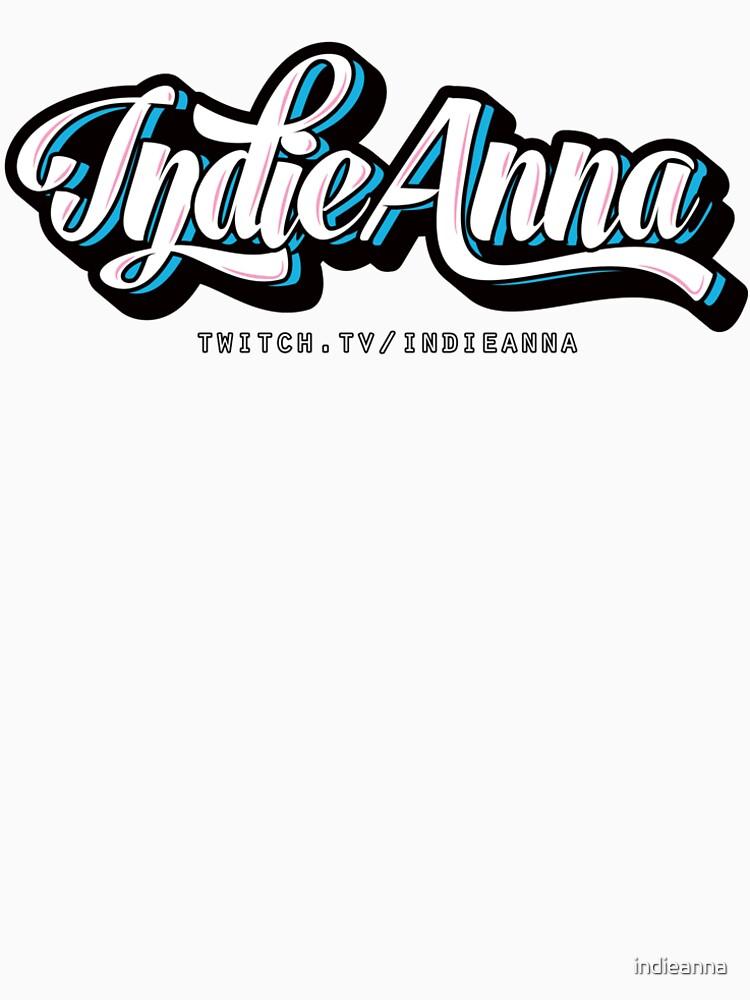 Retro Logo by indieanna