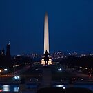 The Grant Memorial - District of Columbia by Matsumoto