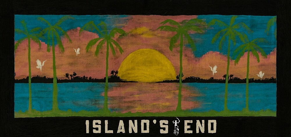 Island's End by johnlackphotos