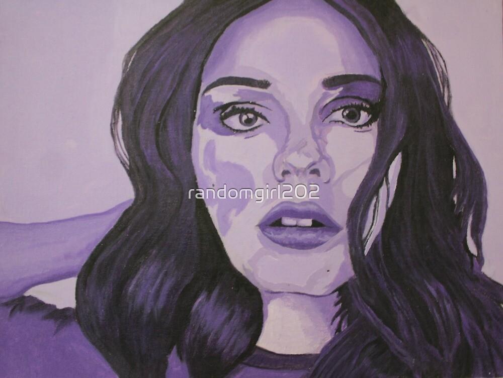 violet by randomgirl202