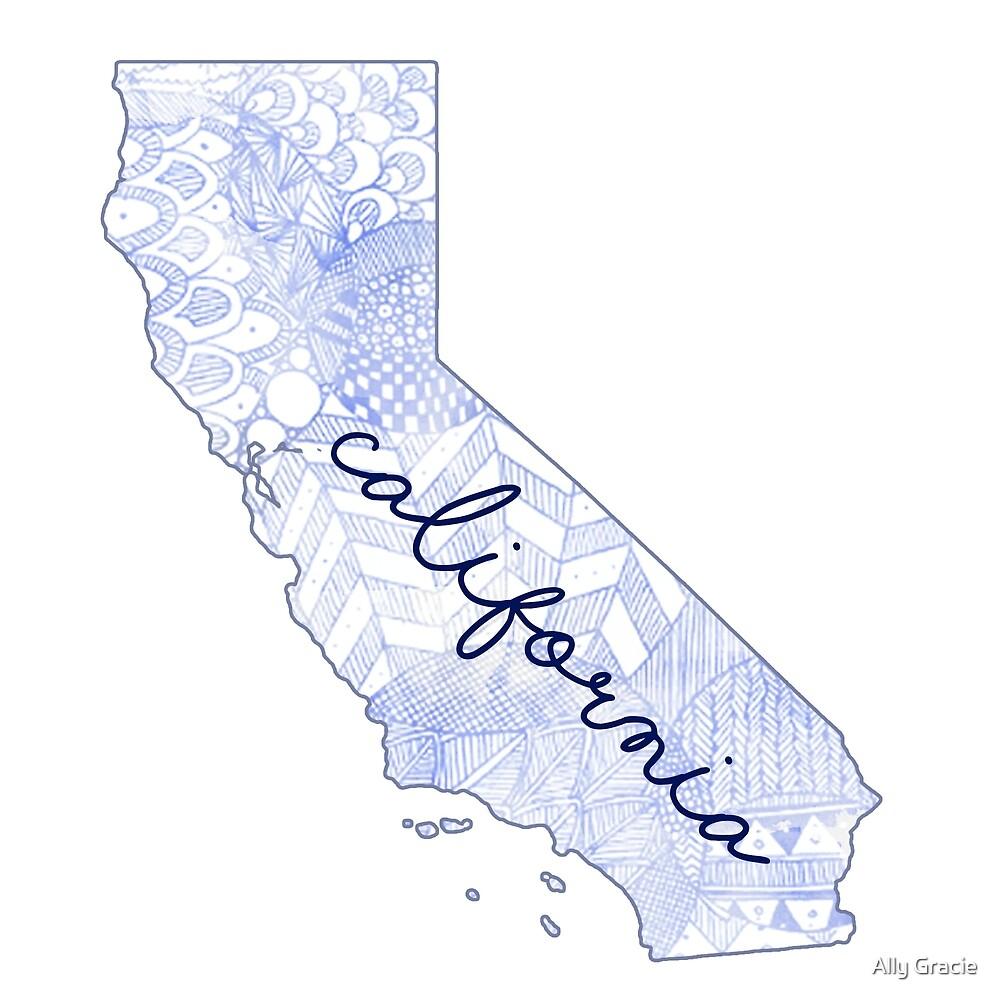 California by Ally Gracie