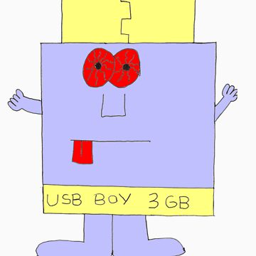 USB Boy by freakysam8