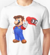 Super Mario Odyssey for Nintendo Switch Unisex T-Shirt