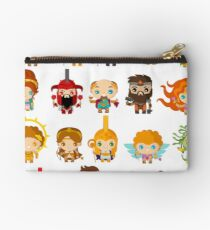 gods and mythological creatures from greek and roman mythology Studio Pouch