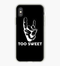 Too Sweet iPhone Case
