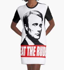 ESSEN SIE DIE ROLLE - Hannibal T-Shirt Kleid
