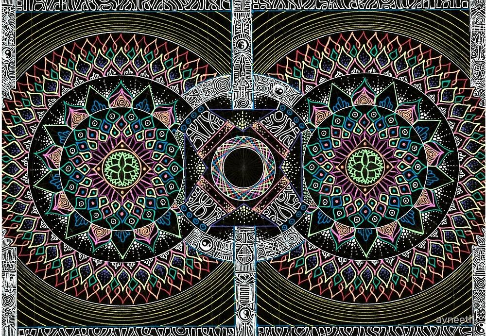 Transcend 2 by avneeth
