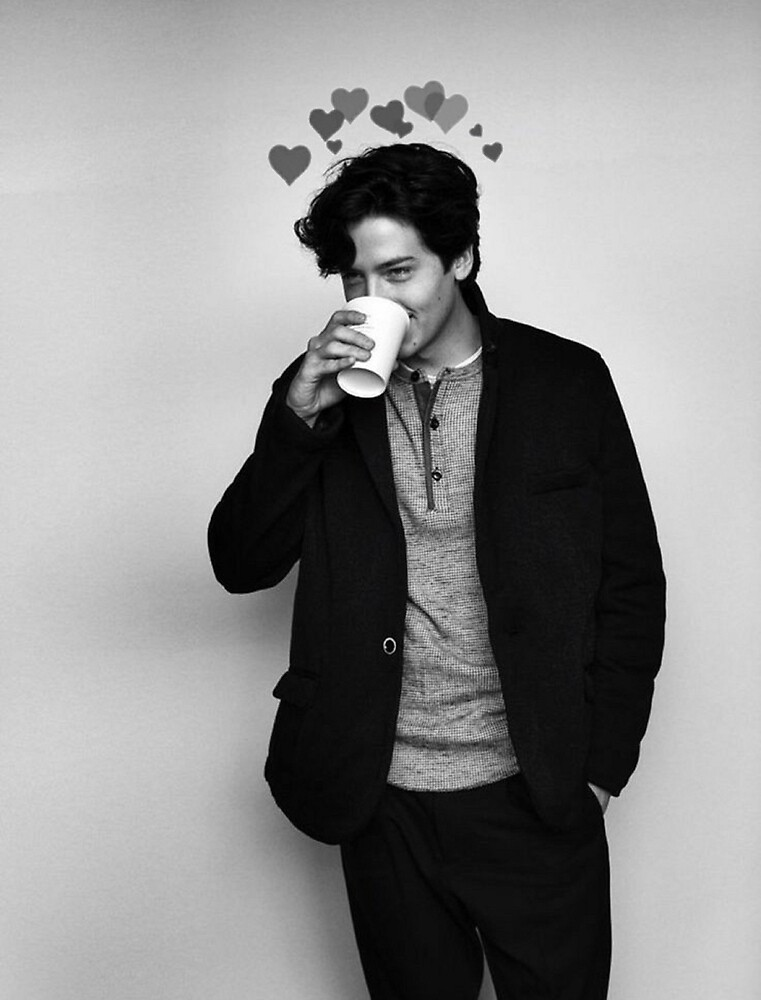 cole sprouse by elle-haller