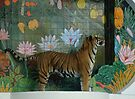 Siegfried and Roys Tiger by Cathy Jones
