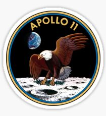 Apollo 11 Sticker