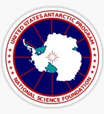 US Antarctic Program Sticker