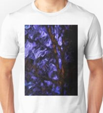 Brown Branches with some Lavender Unisex T-Shirt