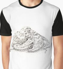 Sydney octopus ink drawing - Octopus tetricus Graphic T-Shirt
