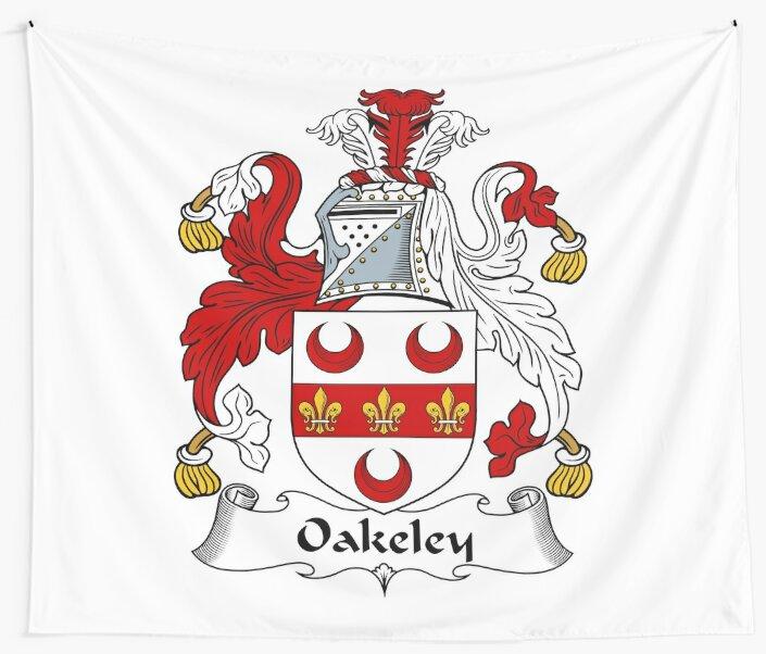 Oakeley by HaroldHeraldry