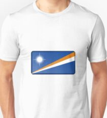 Marshall Islands Flag Unisex T-Shirt