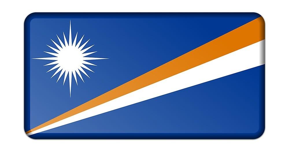Marshall Islands Flag by prodesigner2