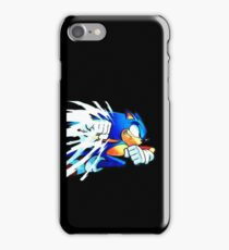 Sonic Punch iPhone Case/Skin