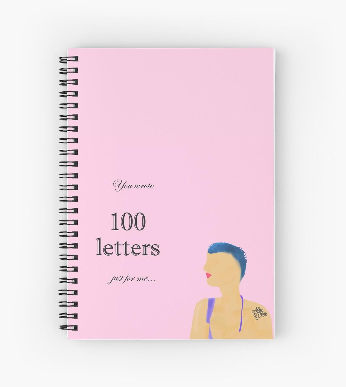 100 Letters by Spenser328