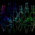 Rainbow Glasss by Ladyshark
