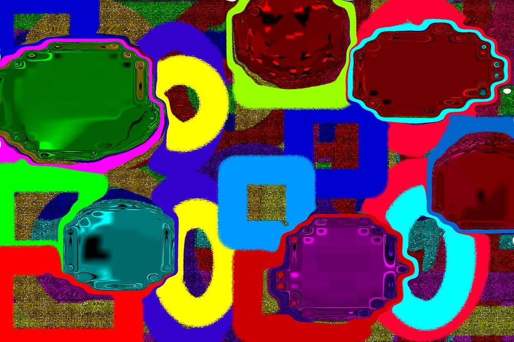Shiny Geometrics by brenwebb