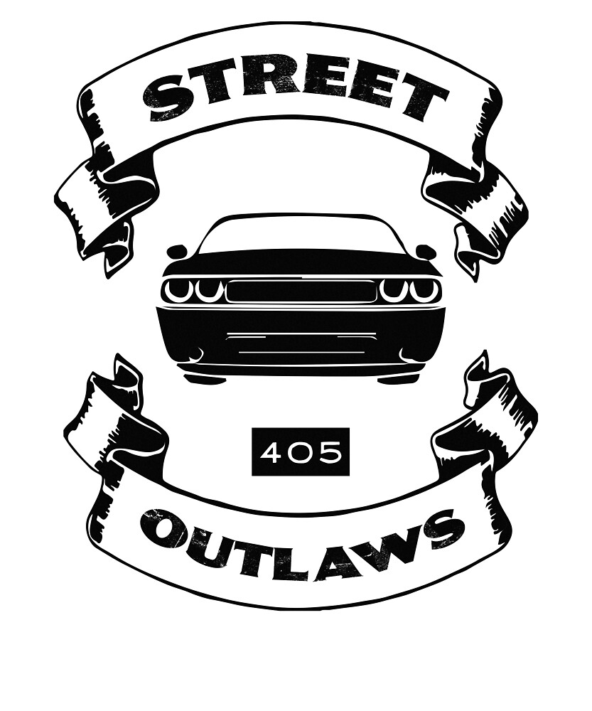 405 Muscle Car Street Outlaws Tuning by merchparadiseDE