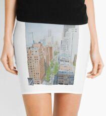 Muted Morning Mini Skirt