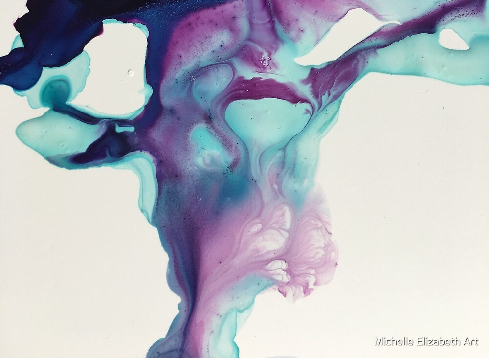 The Journey Series l  by Michelle Elizabeth Art