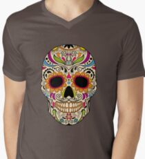Mexican color skull T-Shirt