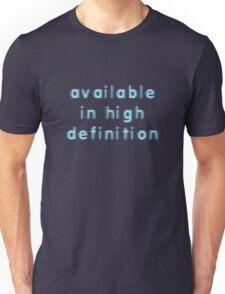 High Definition T-Shirt