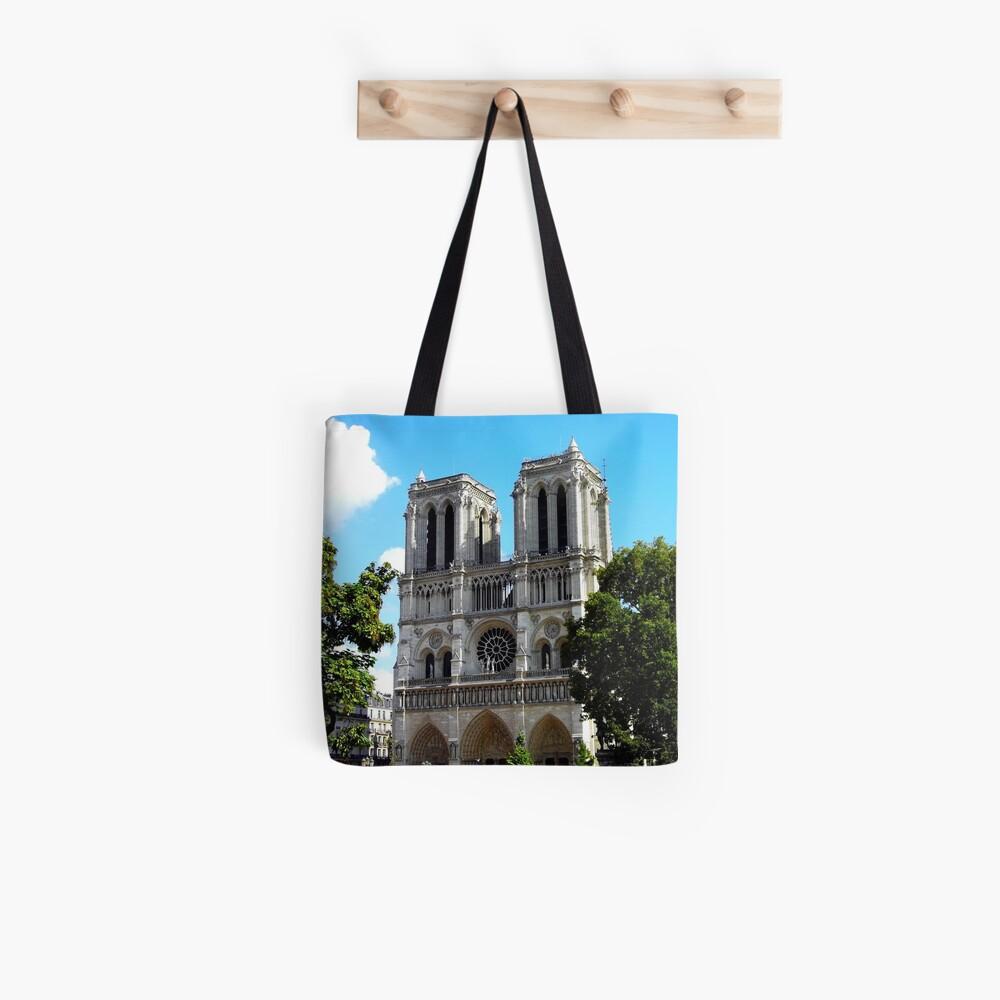 Cathédrale Notre Dame de Paris - France Tote Bag