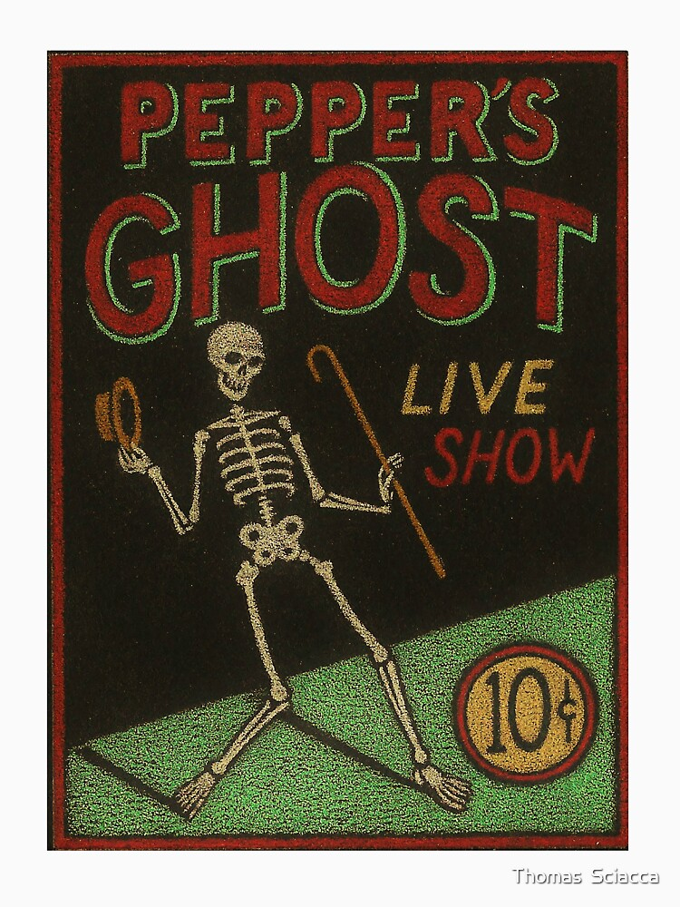 Pepper's Ghost by ThomasSciacca