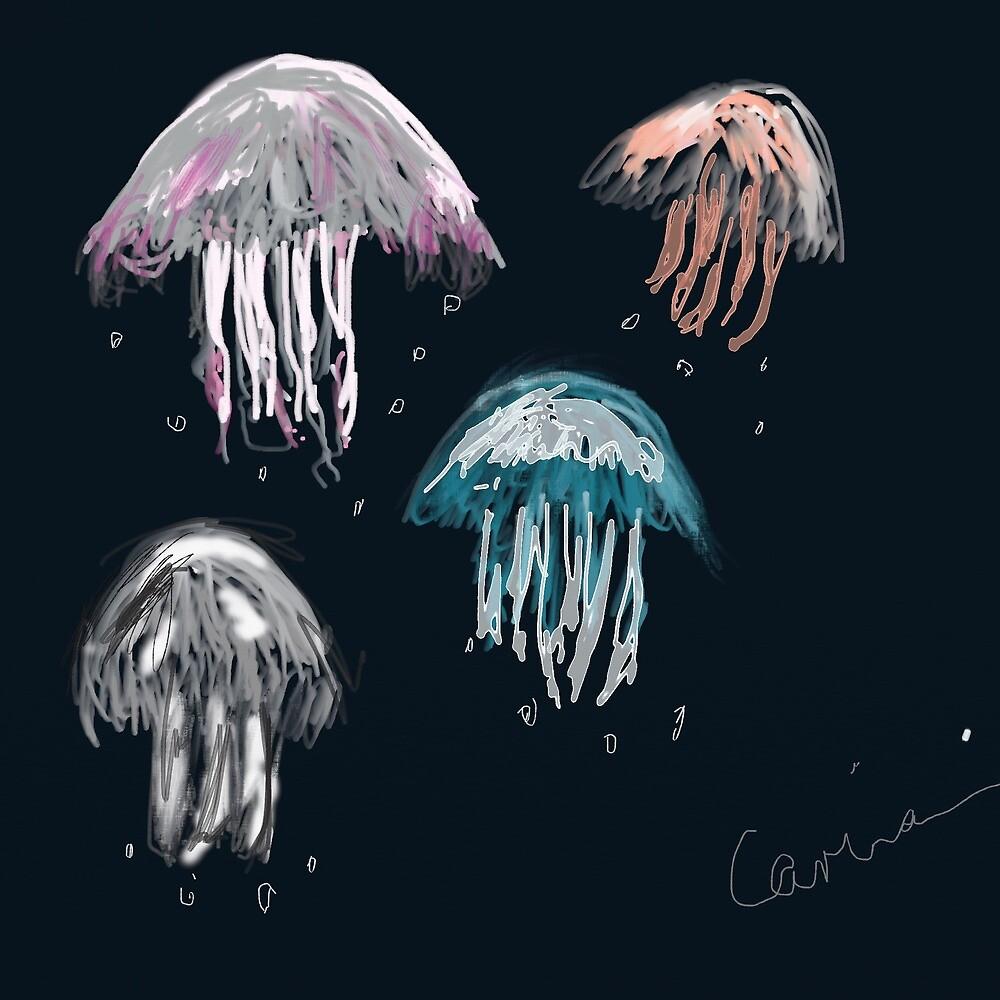 Jellyfish by Eastergrandkid