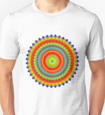 Mandala Colorful Pattern  T-Shirt