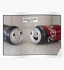 Coke chat Poster