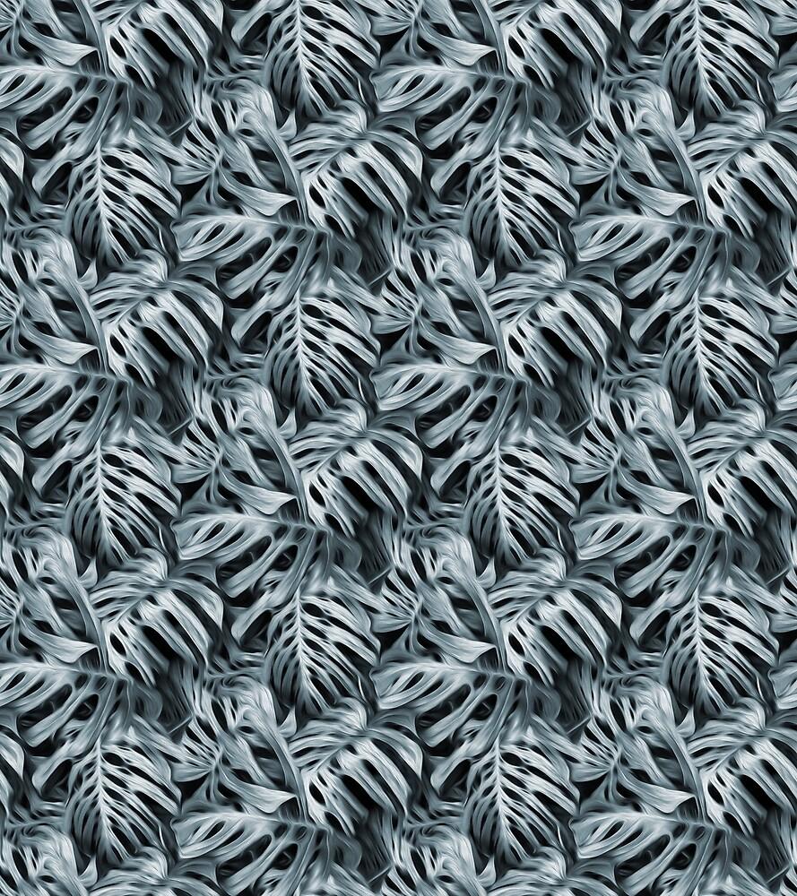 Skeleton leaves by stofftoy