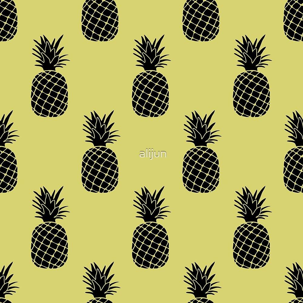 Pineapples by alijun