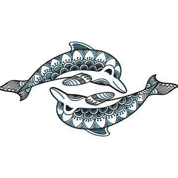 Dolphin yong/yang by khdio