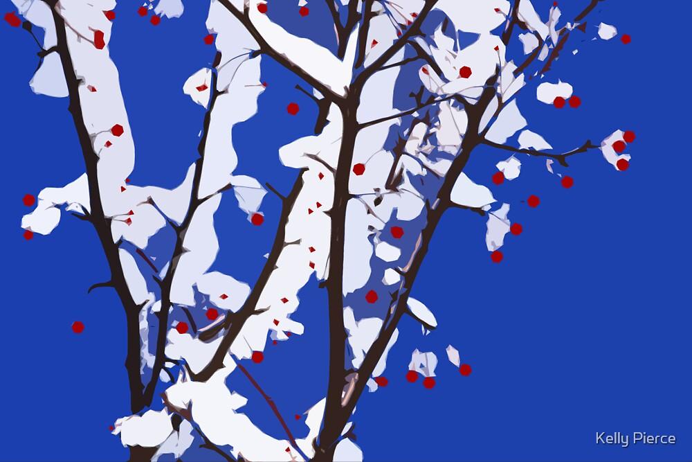 Cherry Flurries by Kelly Pierce