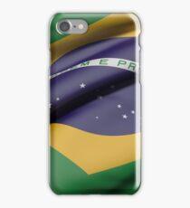 Brazil flag iPhone Case/Skin
