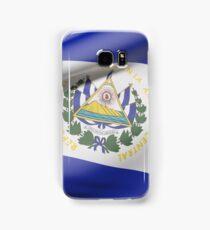 El Salvador flag Samsung Galaxy Case/Skin