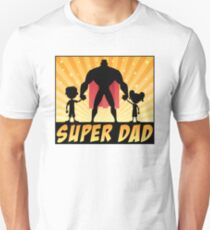 Super Dad Unisex T-Shirt