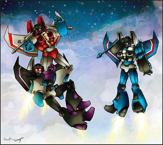 transformers seekers by iennisita