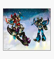 transformers seekers Photographic Print