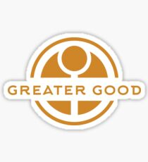 For the Greater Good - Tau Empire - Warhammer 40k Sticker