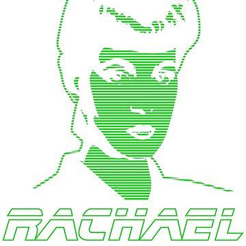 Blade Runner Rachael by digitalage