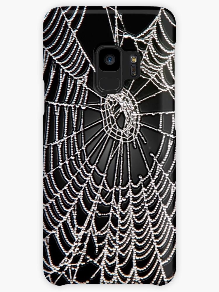 Spider Web Artwork by Adam Gormley