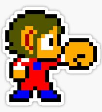 Alex Kidd Sticker