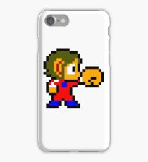 Alex Kidd iPhone Case/Skin