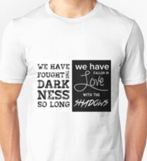 Valentine Morgenstern quote - The Mortal Instruments T-Shirt