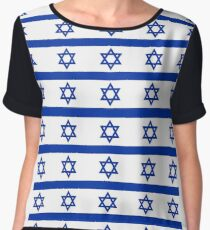 Israel 2 Women's Chiffon Top